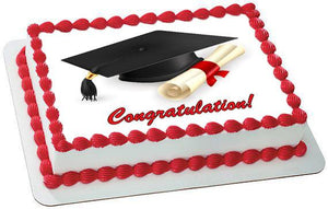 Cake Decorations Graduation
