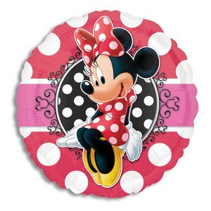 Minnie Mouse Foil Mylar Balloon