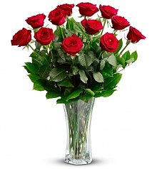 Red Roses Classic Bouquet