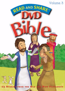 DVD-Read And Share Bible V3