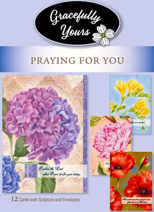 Card-Boxed-Pray For You-Always Here #011 (Box Of 12)
