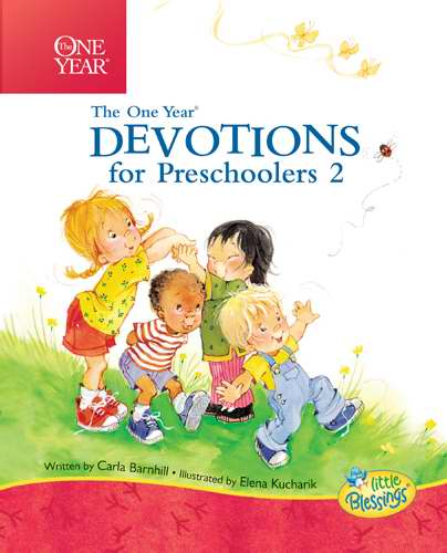 One Year Devotions For Preschoolers 2