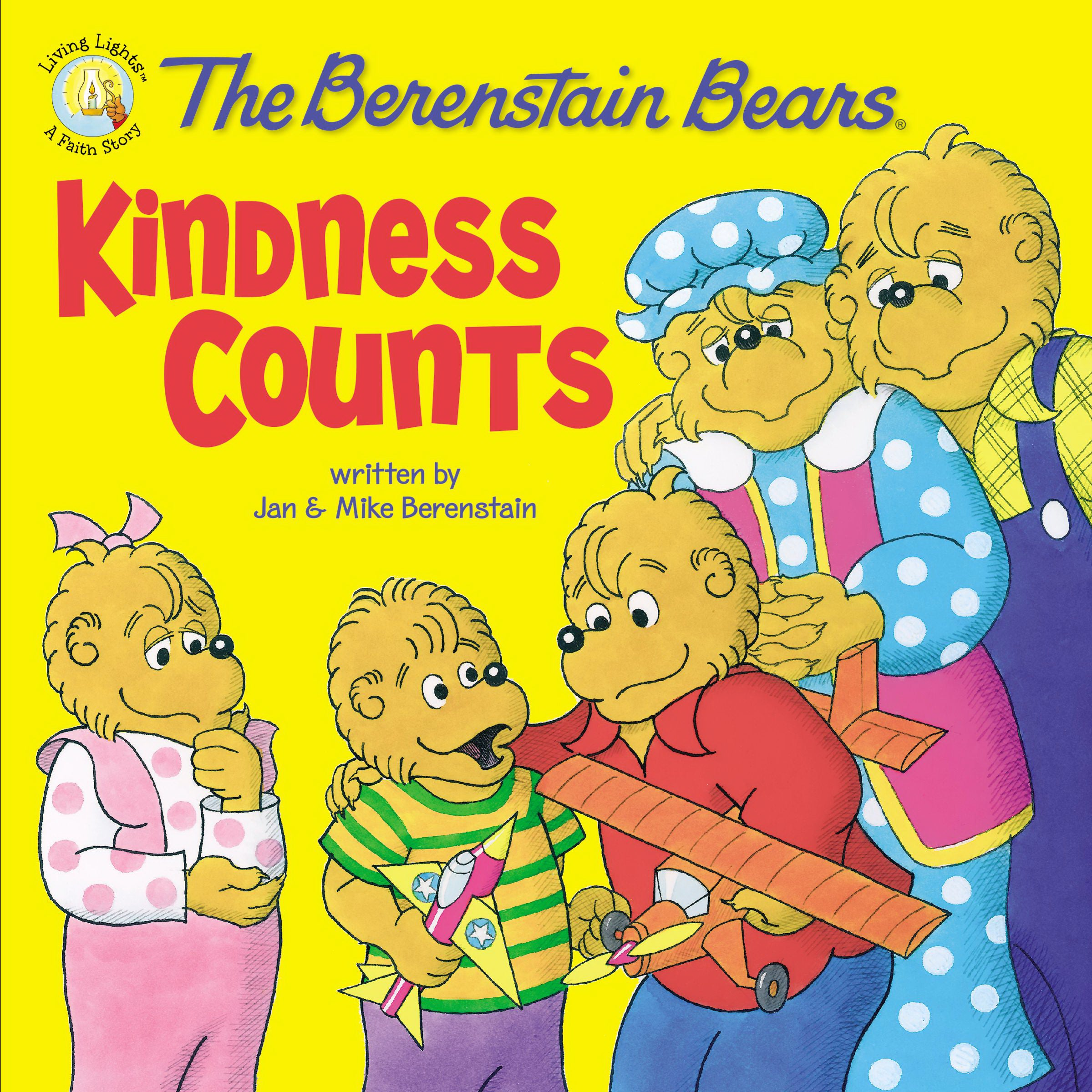 The Berenstain Bears Kindness Counts (Living Lights)