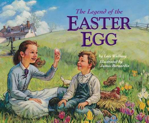Legend Of The Easter Egg-Softcover