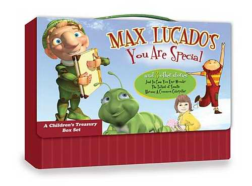 Max Lucado's You Are Special & 3 Other Stories