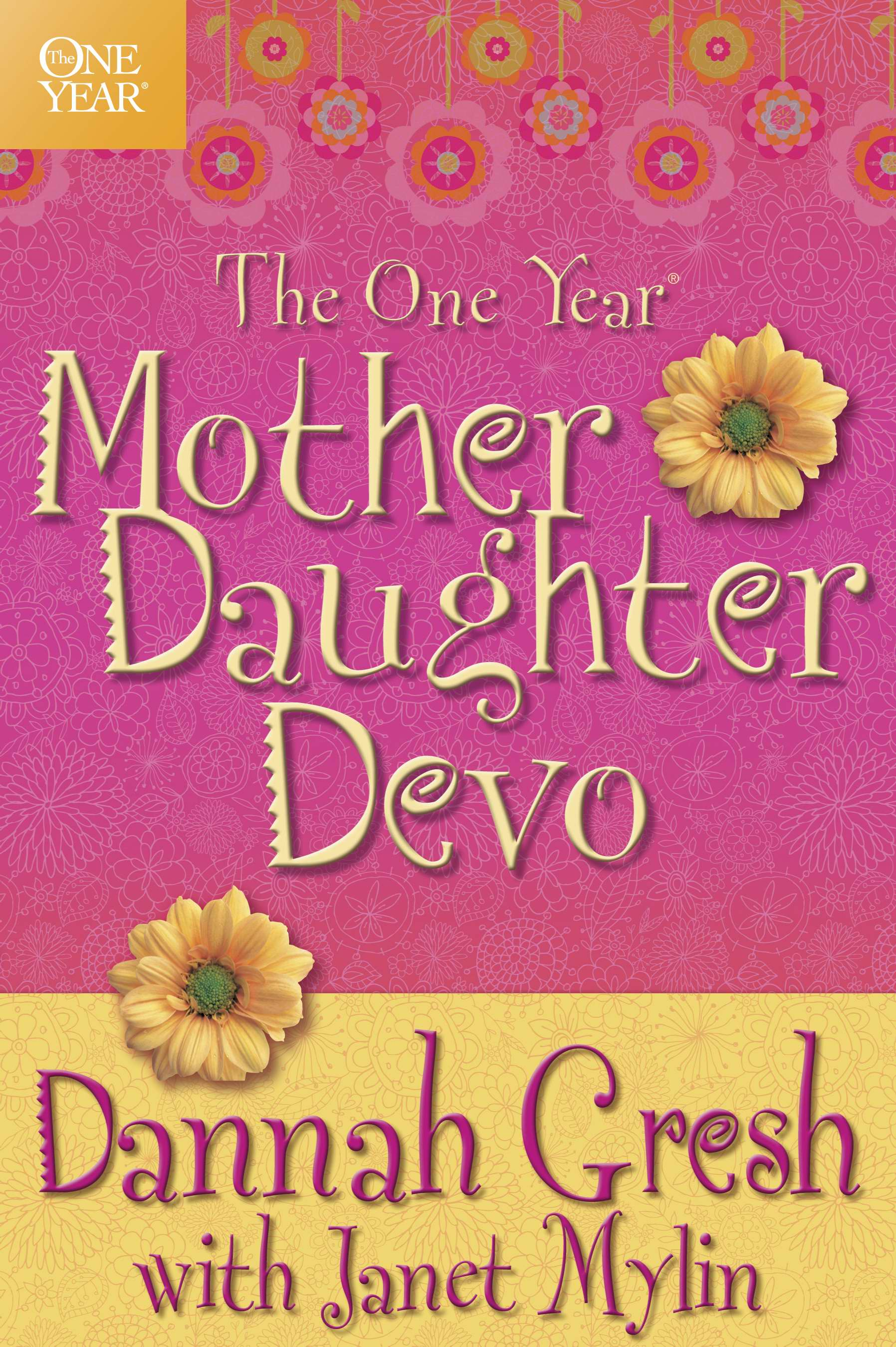 One Year Mother-Daughter Devo