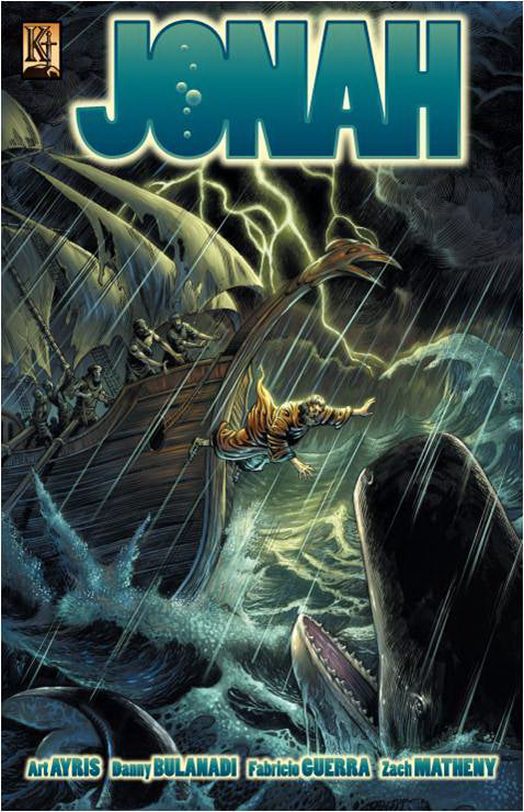 Jonah (Comic Book)