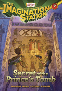 Imagination Station V07: Secret Of The Prince's Tomb (AIO)