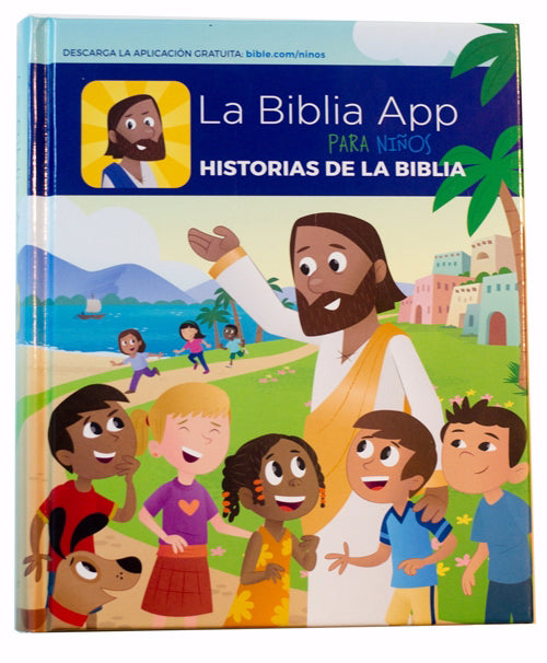 Span-The Bible App For Kids Storybook Bible