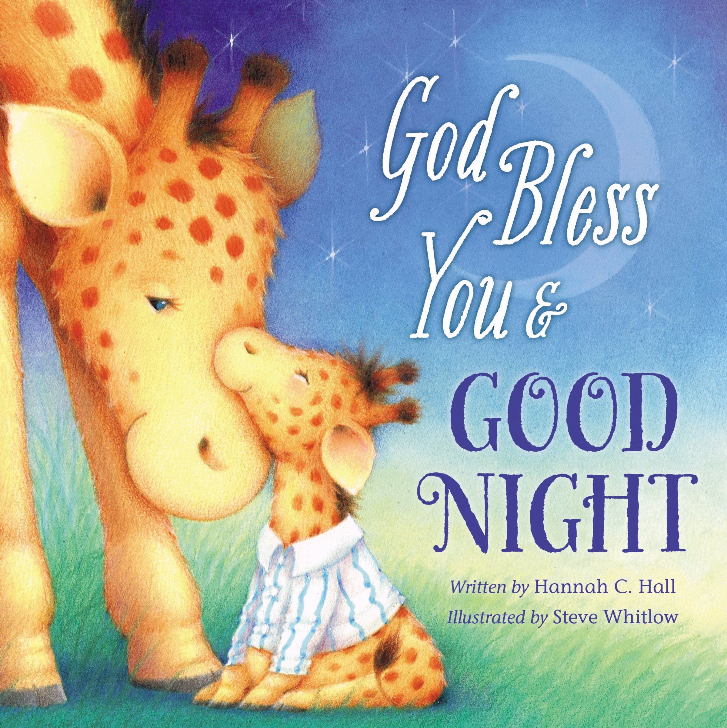 God Bless You And Good Night-Board Book