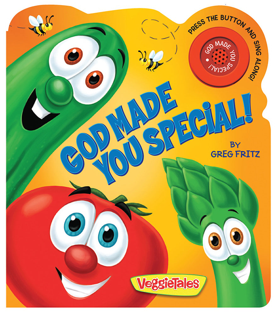God Made You Special! Music Book (VeggieTales)