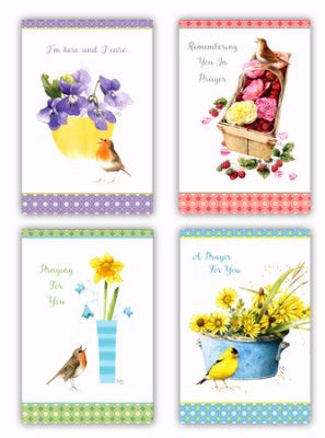 Card-Boxed-Pray For You-Marjolein Bastin (Box Of 12)