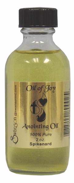 Anointing Oil-Spikenard-2 Oz
