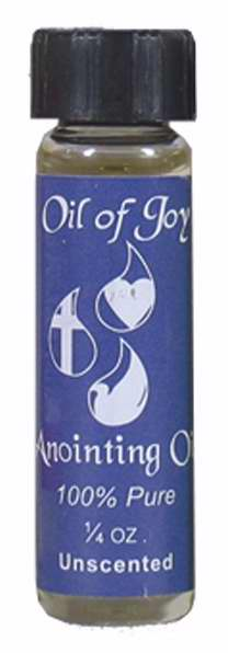 Anointing Oil-Unscented-1-4oz (Pack of 6)