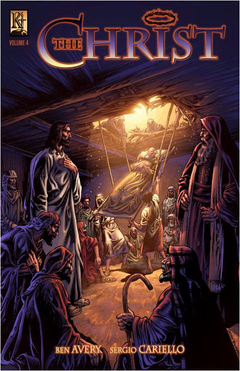The Christ Volume  4 (Comic Book)