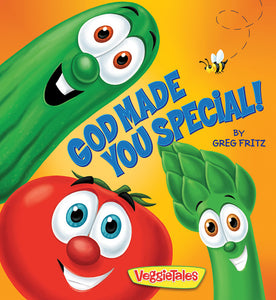 God Made You Special! (VeggieTales)