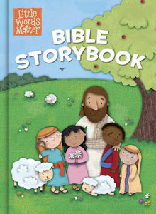 Bible Storybook (Little Words Matter)