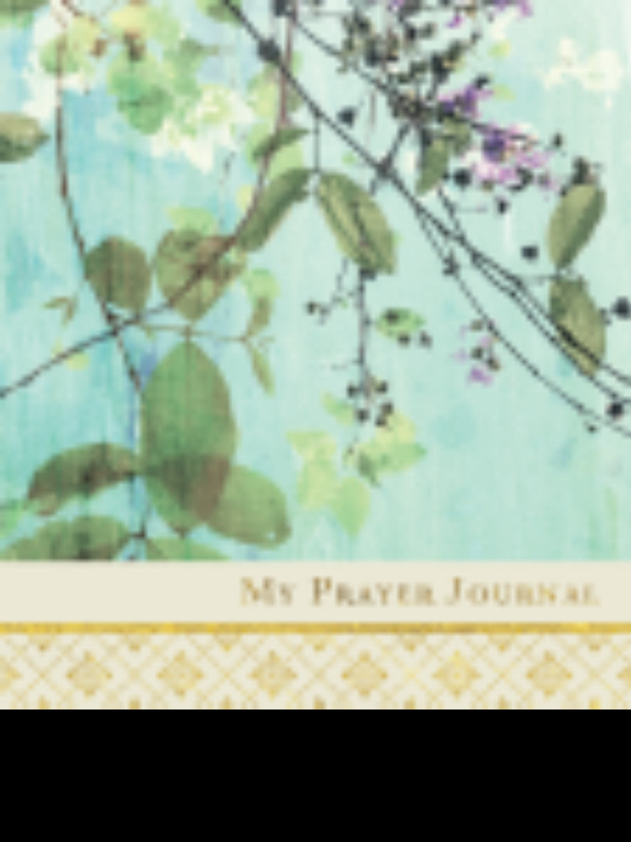 My Prayer Journal-LeatherLuxe
