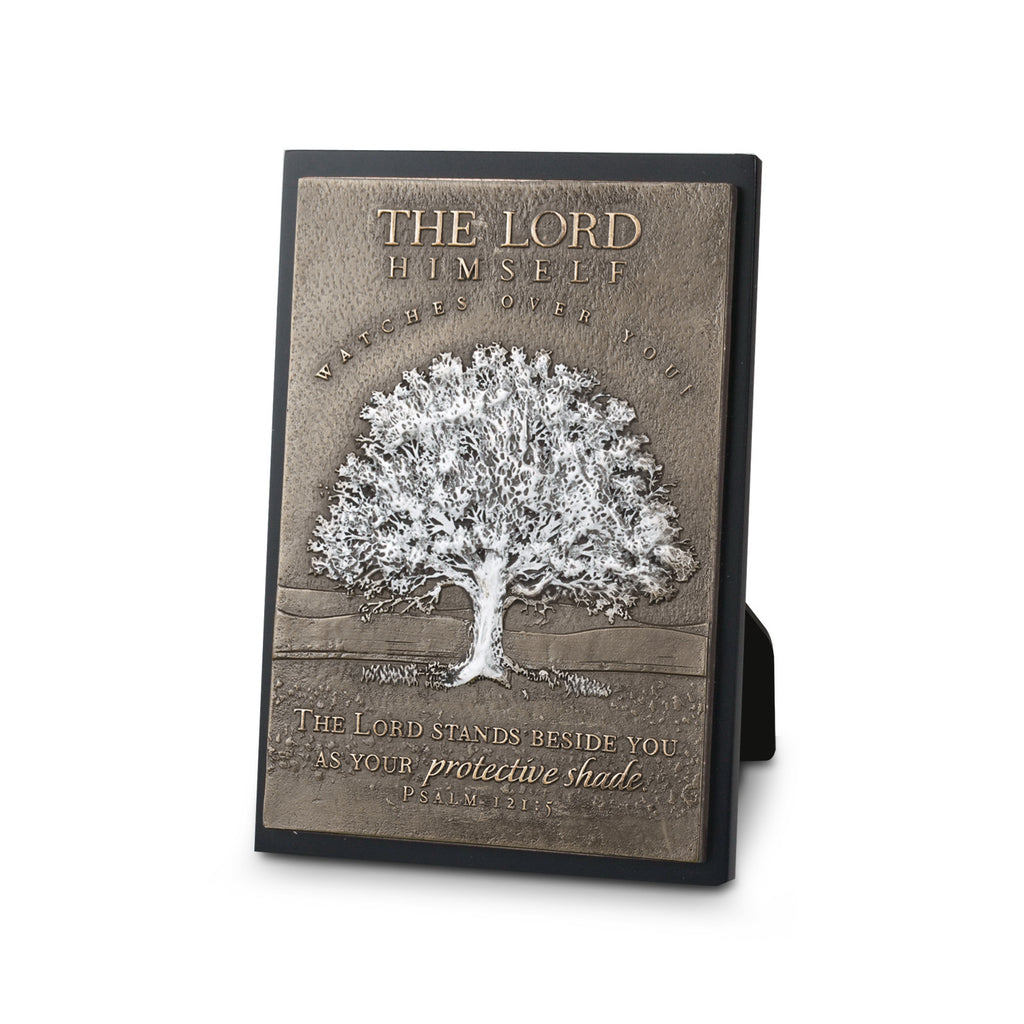 Plaque-Moments Of Faith: Tree-Small (#20763)