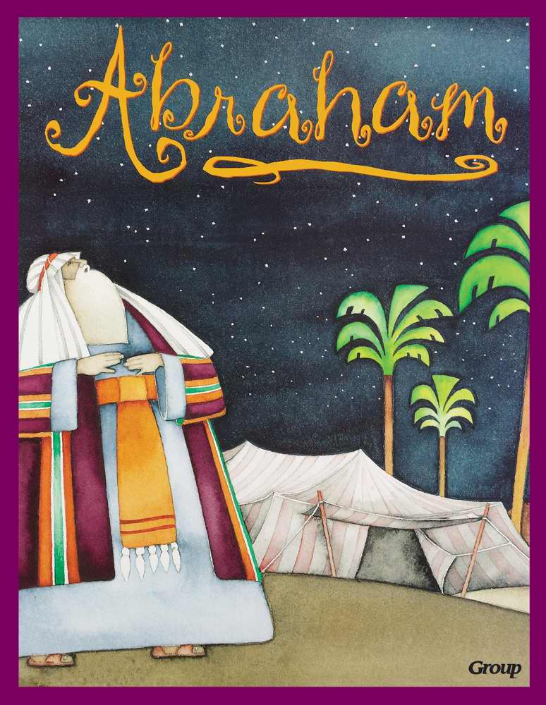 Abraham (Bible Big Books)