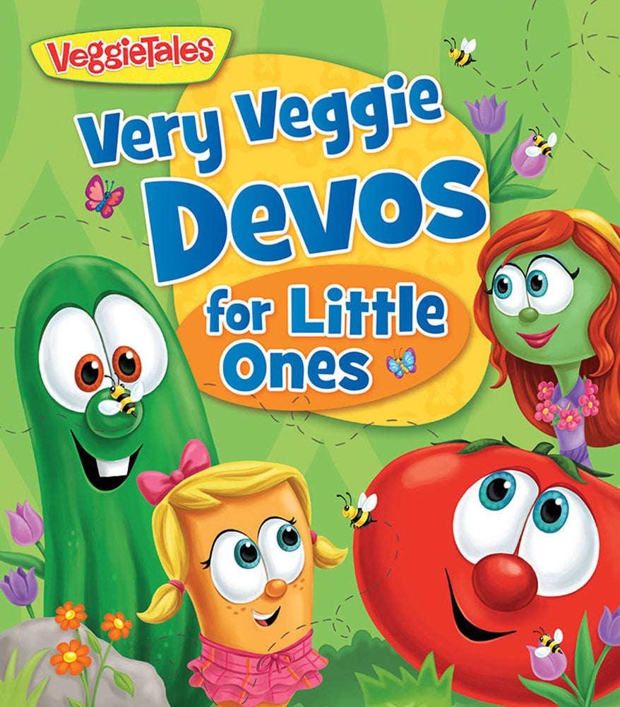 Very Veggie Devos For Little Ones (VeggieTales)