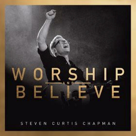 Audio CD-Worship And Believe