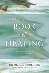 One Year Book Of Healing