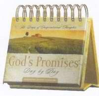 Calendar-God's Promises (Day Brightener)