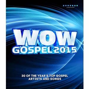 Audio CD-Wow Gospel 2015
