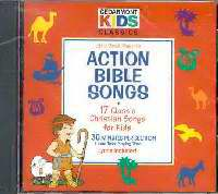 Audio CD-Cedarmont Kids-Action Bible Songs
