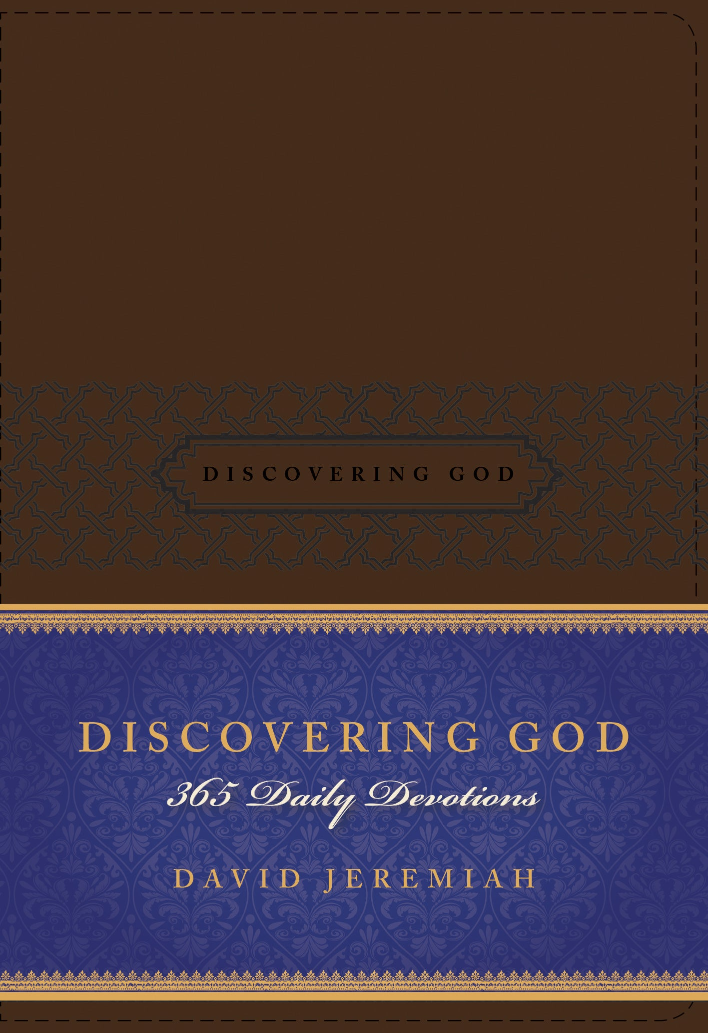 Discovering God-LeatherLike