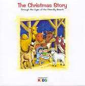 Audio CD-Cedarmont Kids-The Christmas Story