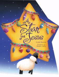 Star For Jesus Board Book