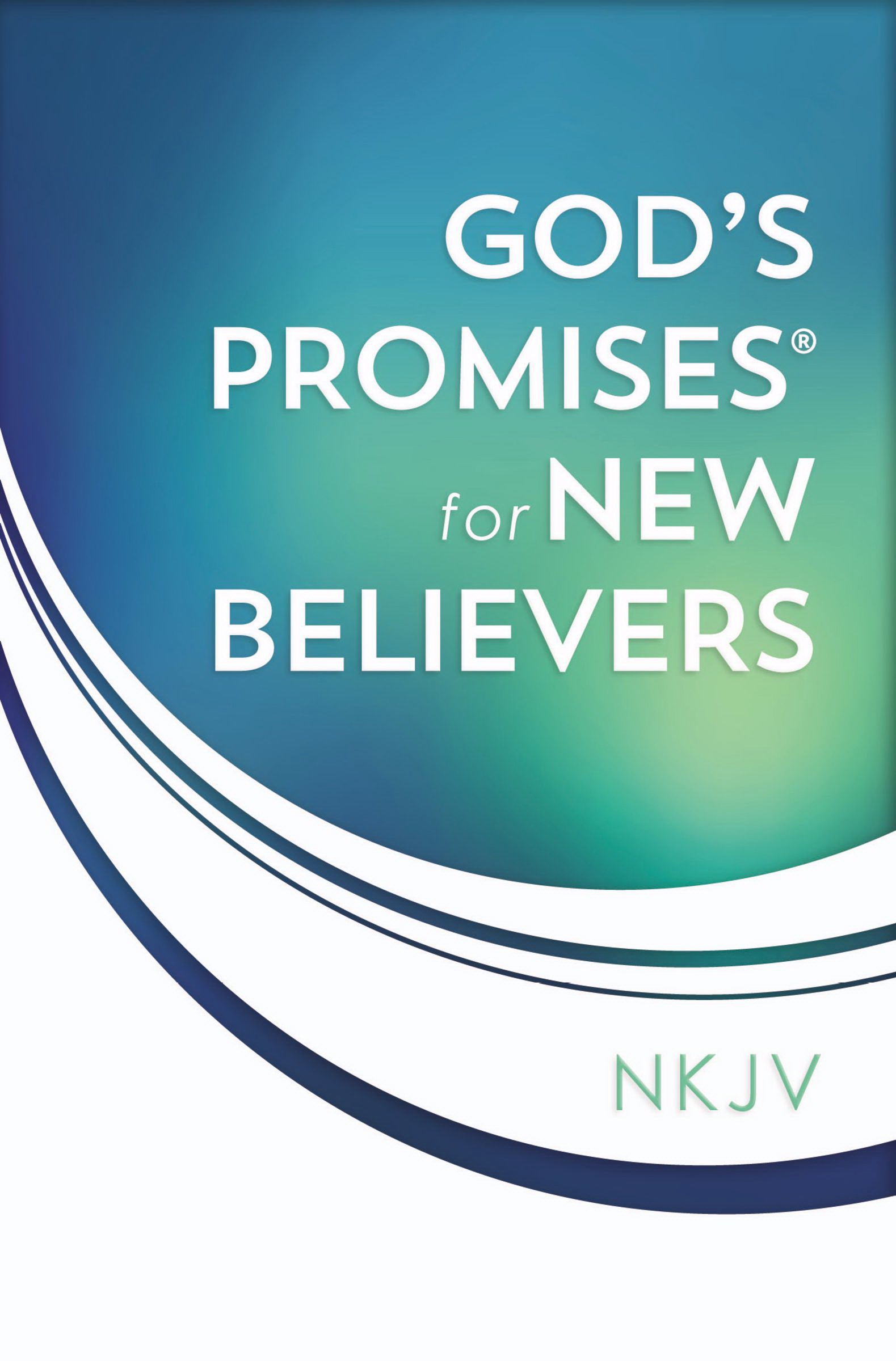 God's Promises For New Believers-Softcover
