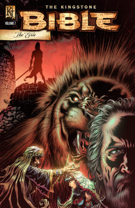 The Kingstone Bible Volume  7: The Exile (Graphic Novel)