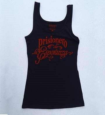 Span-TS-Prisoner Of Hope-Womens Tank-Large-Black-Red