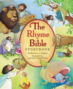 Rhyme Bible Storybook