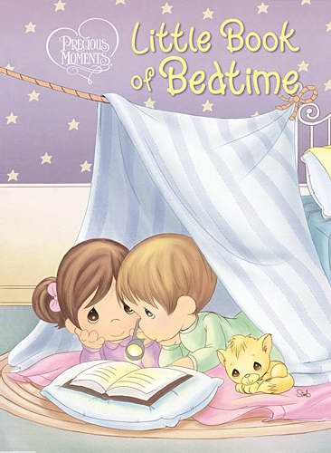 Precious Moments Little Book Of Bedtime
