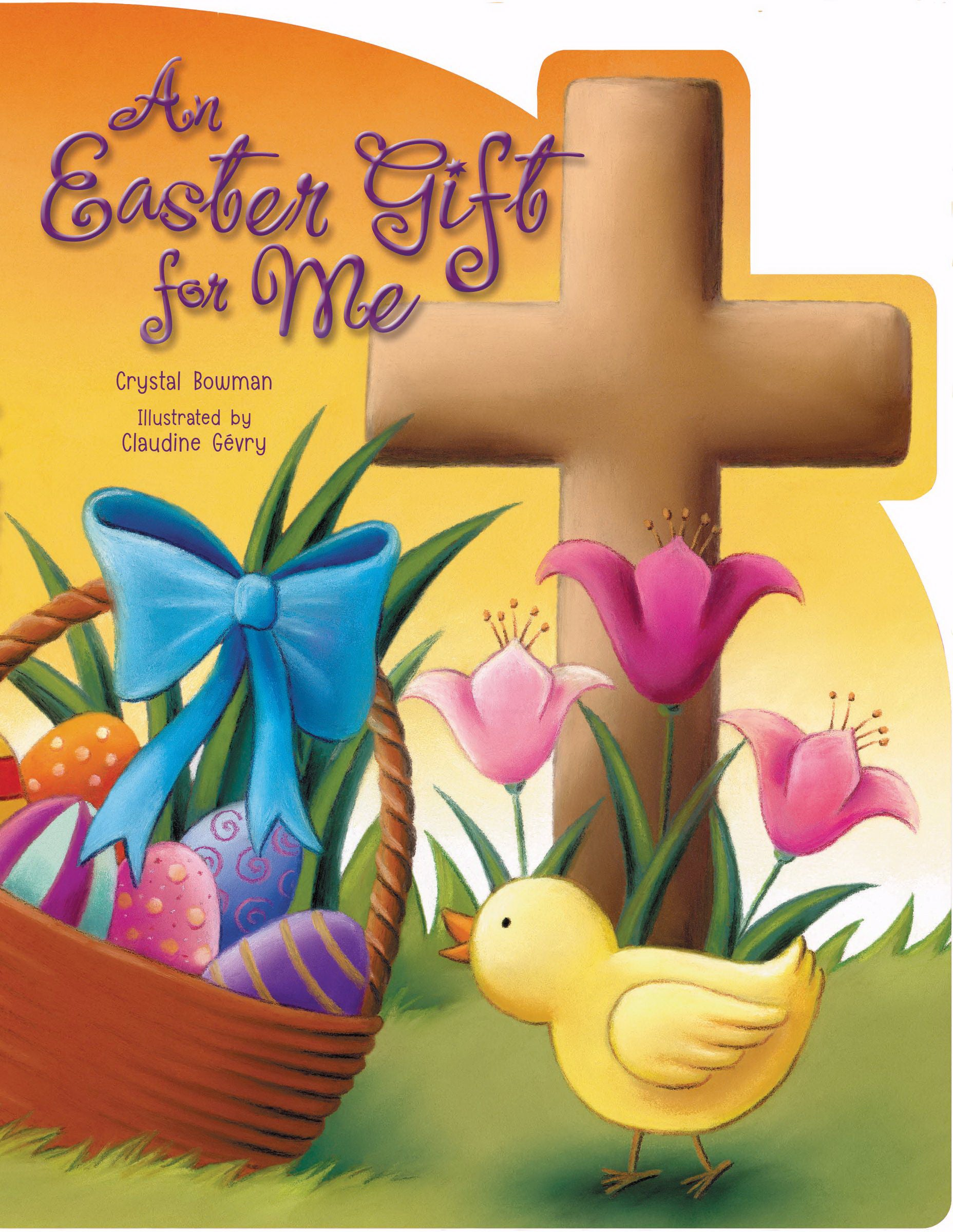 Easter Gift For Me Board Book