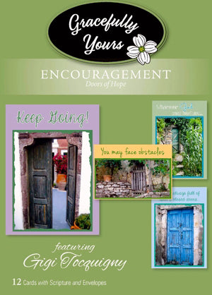 Card-Boxed-Encouragement-Doors Of Hope #123 (Box Of 12)