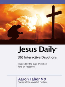 Jesus Daily: 365 Interactive Devotions