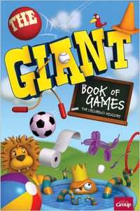 Giant Book Of Games For Children's Ministry
