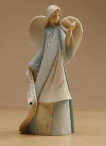 Figurine-Foundations-Birthday Angel-March-7.5""