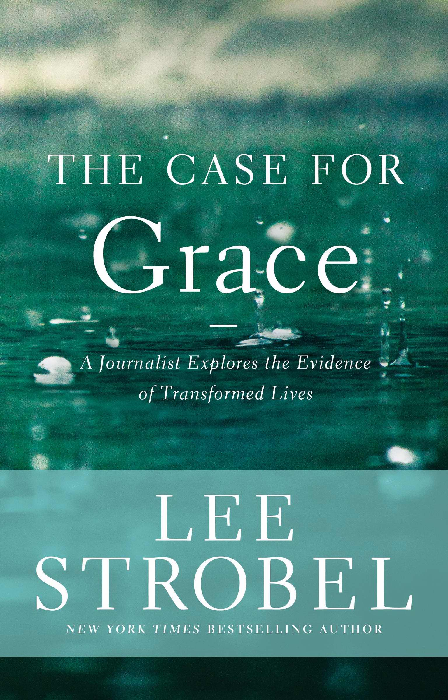 The Case For Grace-Hardcover