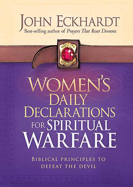 Women's Daily Declaration For Spiritual Warfare