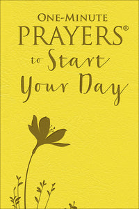 One-Minute Prayers To Start Your Day-Milano Softone