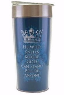 Travel Cup-He Who Kneels (18 Oz)
