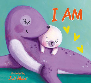 I Am: Positive Affirmations For Kids-Board Book