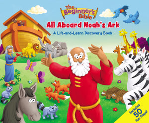 The Beginner's Bible: All Aboard Noah's Ark