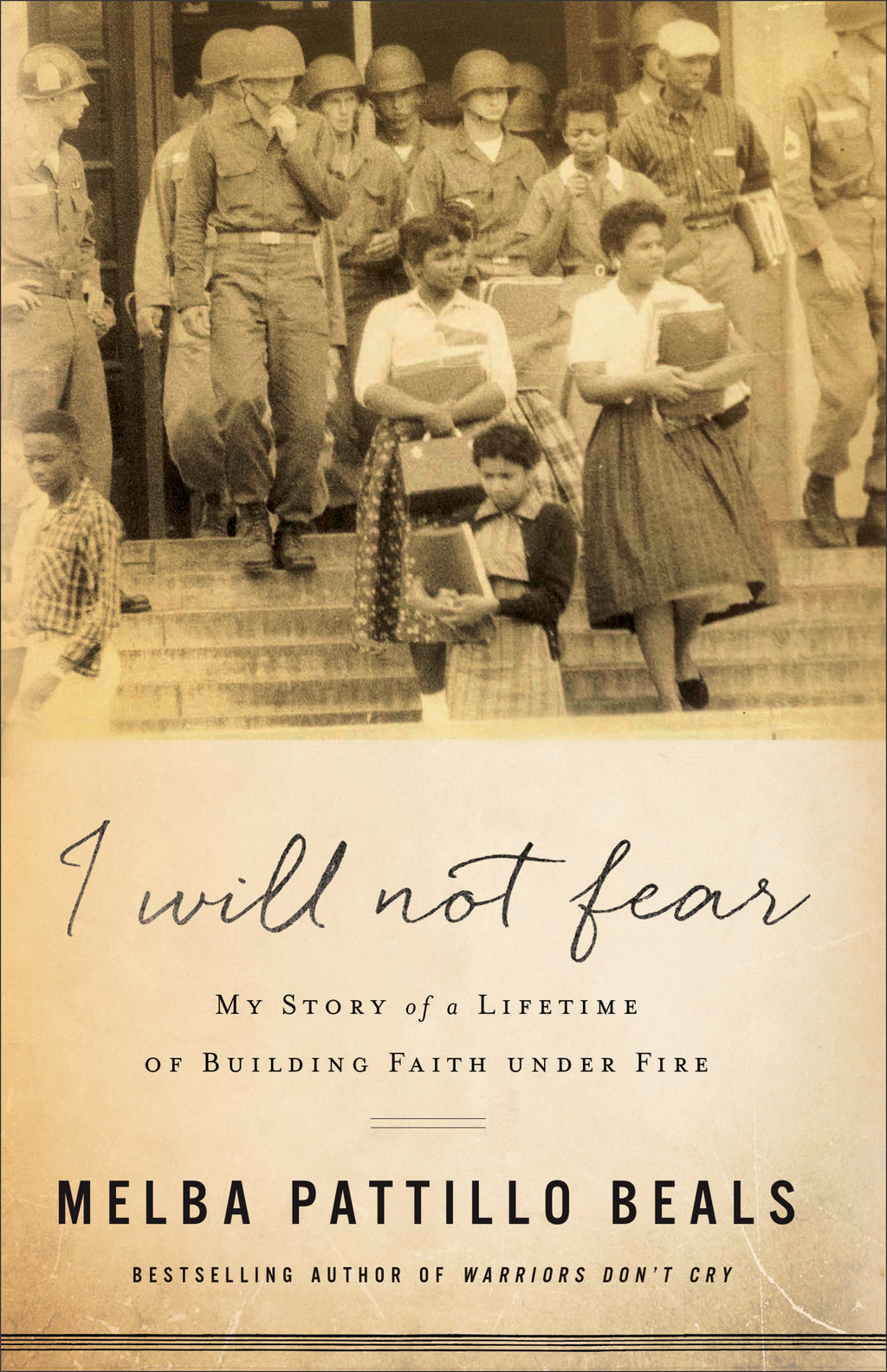 I Will Not Fear-Softcover